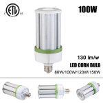 100W LED Corn Light Fixture E39 13000 Lumens 5000K (2)