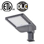 100W LED Shoebox Street Light 5000K 13000LM To Replace HPS 300W (1)