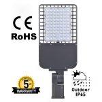 100W LED Shoebox Street Light 5000K 13000LM To Replace HPS 300W (28)