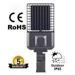 100W LED Shoebox Street Light 5000K 13000LM To Replace HPS 300W (7)