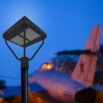 200 Watt LED Post Top Area Light Fixtures 5000K 26,000 Lumens (6)