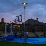 20W LED Solar Post Light Fixtures 5000K (9)